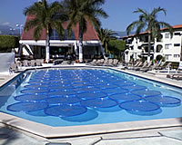 Platos solares calentamiento de albercas calefacci n biopool cuernavaca - Calentadores solares para piscinas ...